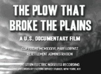 Image for The Plow That Broke the Plains (1936)